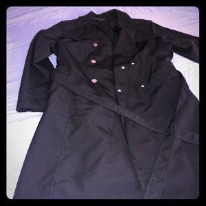 NY&Co Black rain coat